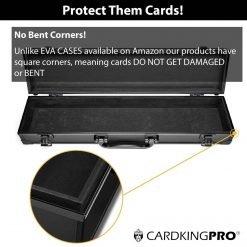 Cardkingpro Long Case Showing Square Corners