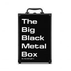 The Big Black Metal Case | PRO | Professional Storage Case