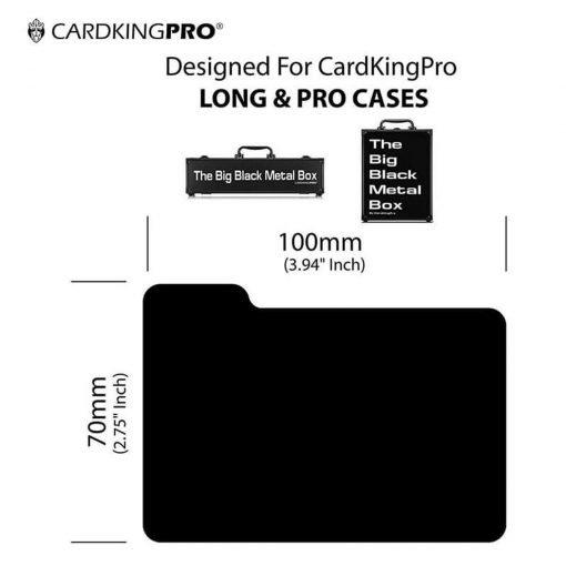 Cardkingpro Index RPG Case Divider Cards 100mm x 70mm