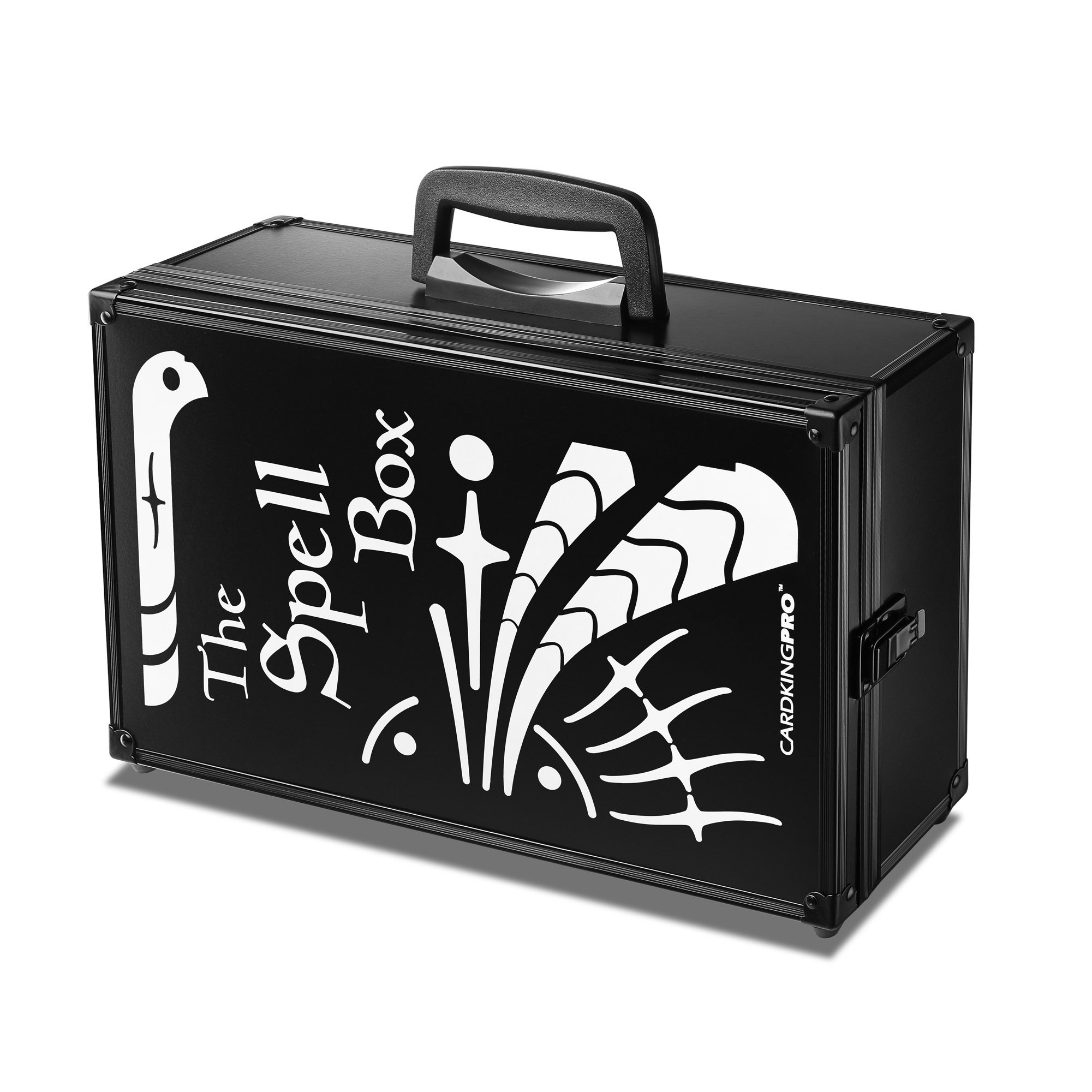 Cardkingpro RPG Game Storage Case BBB Large With The Spell Box Logo