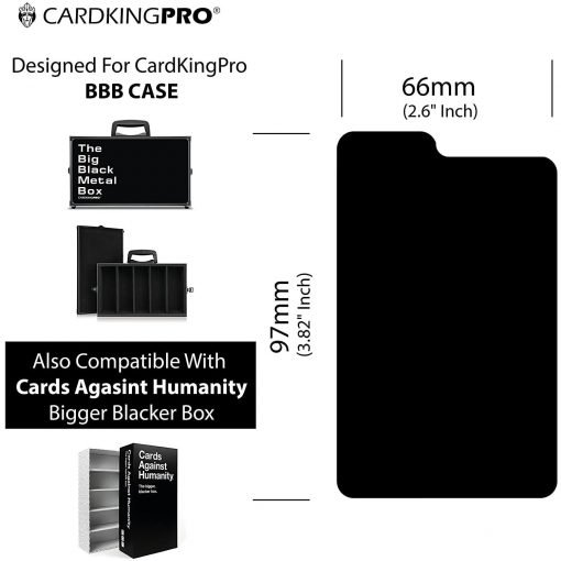 BBB Index Divider Cards 66mm x 97mm Compatibility Guide