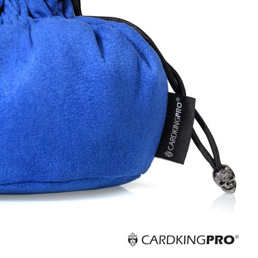 Immense Dice Bags with Pockets – Blue