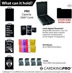 PRO Capacity 2000 Cards
