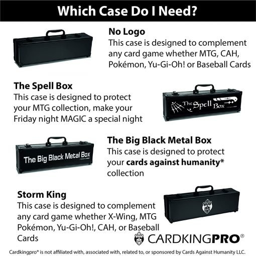 LONG | Professional Game Card Storage Case